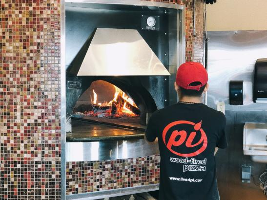 Pi Wood-Fired Pizza | credit AB-PHOTOGRAPHY.US