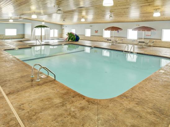 Large Pool Recreation Area