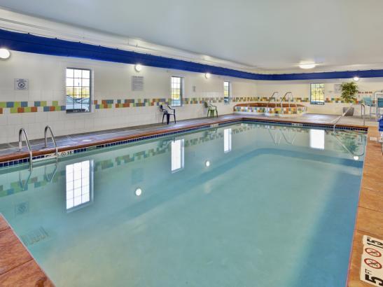 Adult Salt Water Pool