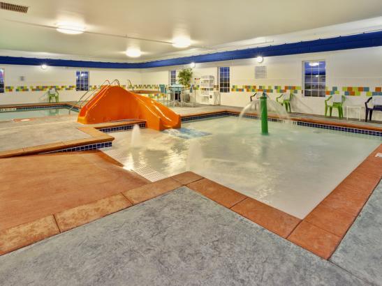 Children's Salt Water Pool