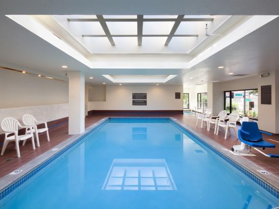 Kahler Inn & Suites Indoor Pool