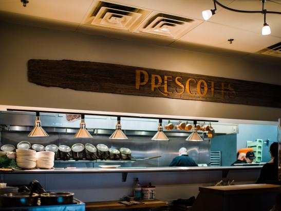 Prescott's Grill | credit AB-PHOTOGRAPHY.US