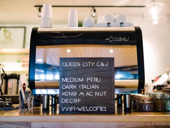 Queen City Coffee | credit AB-PHOTOGRAPHY.US