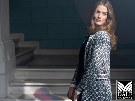 Ingeborg Sweater by Dale of Norway