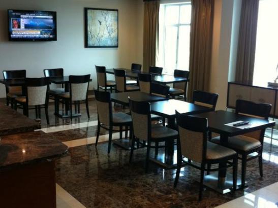 Private Concierge Lounge