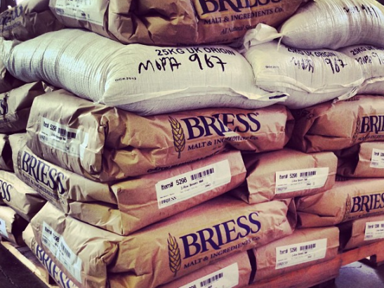 Grain for Brewing