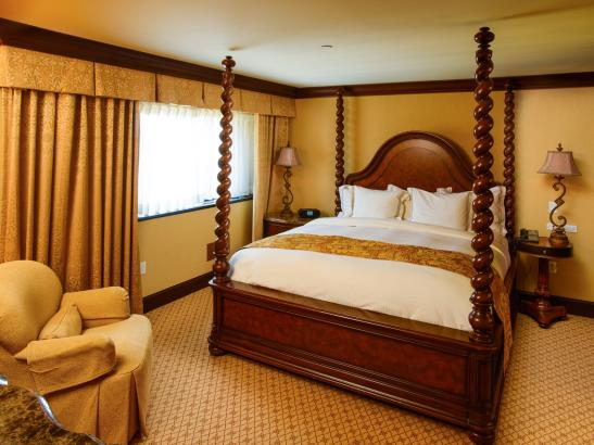 Presidential Suite Secondary Bedroom