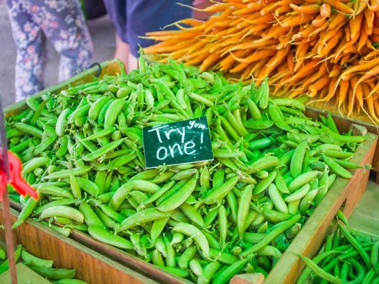 Farmers Market | credit Rochester Farmers Market
