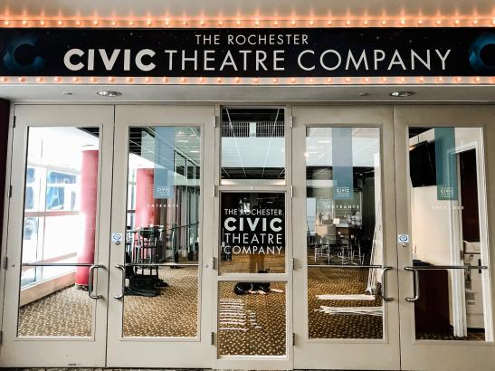 The Rochester Civic Theatre Co. | credit Becky Montpetit