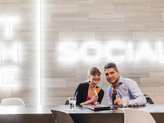 The Social at Hilton | credit AB-PHOTOGRAPHY.US