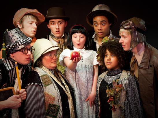 The Story of Snow White - Feb 2010