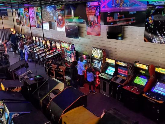Rochester Games and Arcade