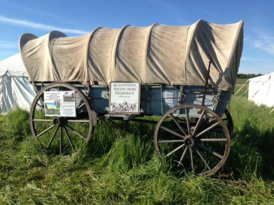 Bicentennial Wagon