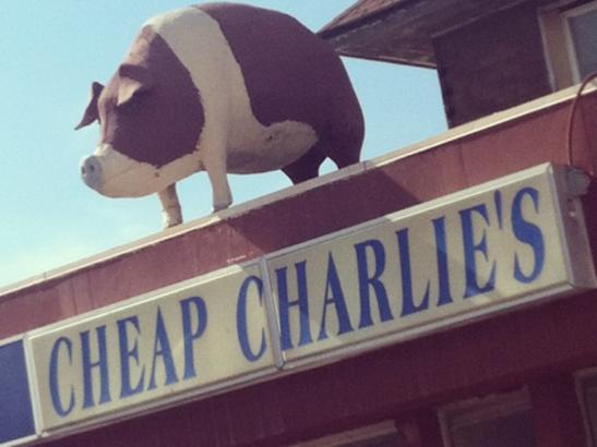 Cheap Charlie's