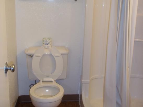 Shower and Bathroom, No Bath Tub