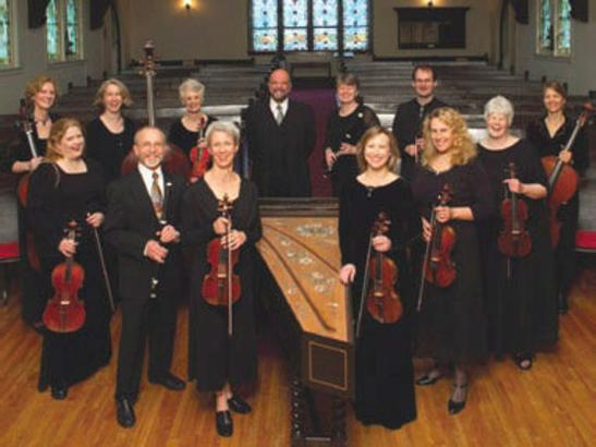 The Lyra Baroque Orchestra