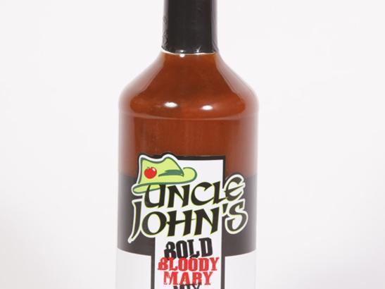 Woody's Liquor by Olive Juice Studios