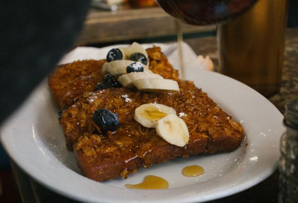 Bordeaux French Toast