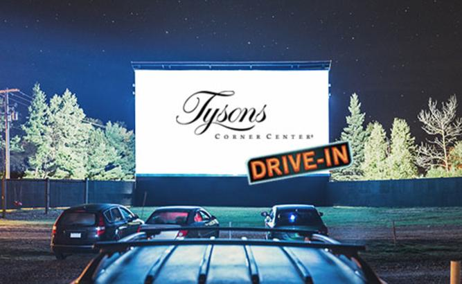 Tysons Corner Center Drive In