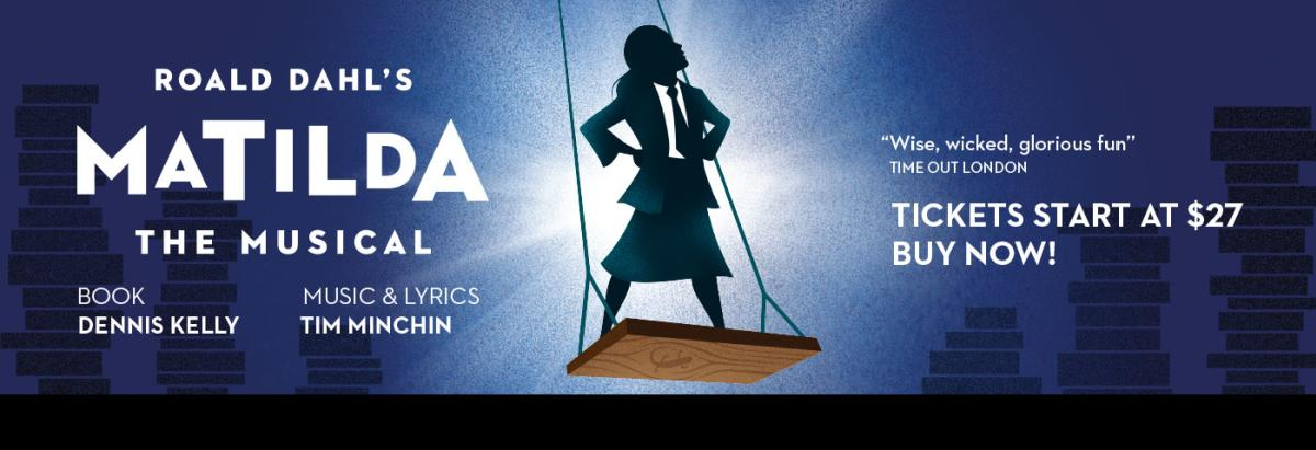 Royal MTC brings Roald Dahl's Matilda to the John Hirsch Mainstage