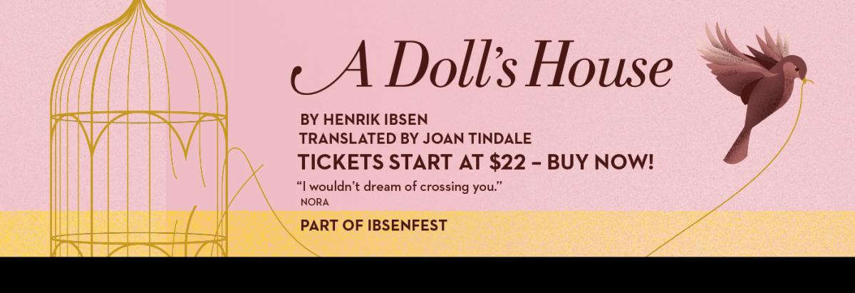 Royal MTC Ibsenfest A Doll's House