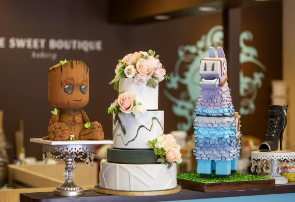 The Sweet Boutique Cakes at Sugar Land Town Square