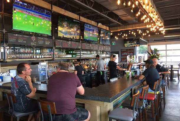The GOAT Tap and Eatery
