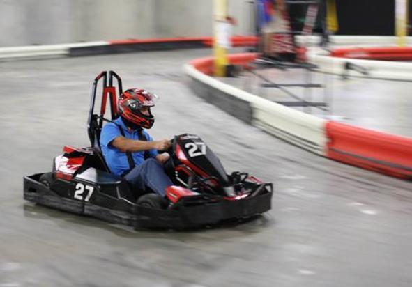 Autobahn Indoor Speedway, York County, PA