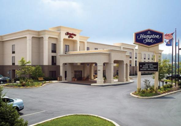Hampton Inn - Shrewsbury