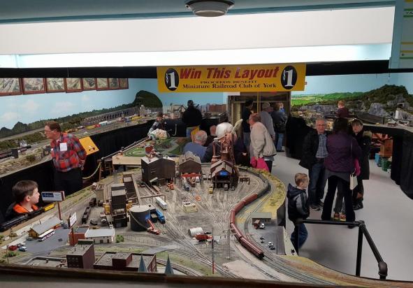 Miniature Railroad Club of York
