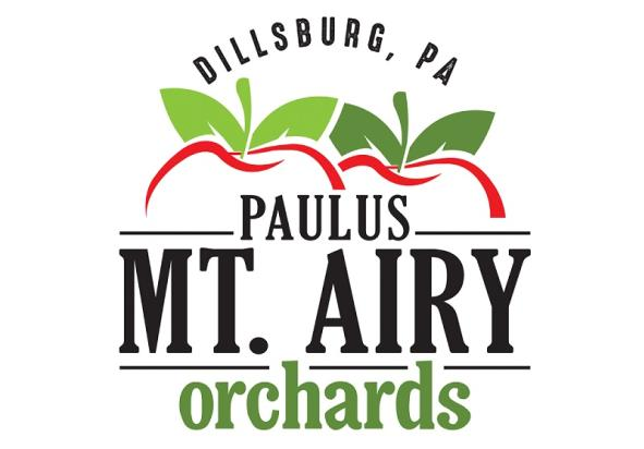 Paulus Mt. Airy Orchards Logo