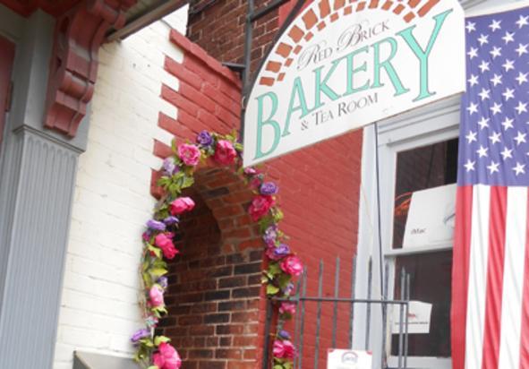 Red Brick Bakery & Tea Room