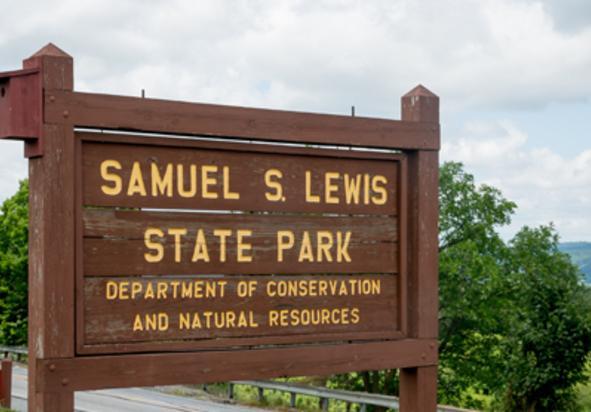 Samuel S. Lewis State Park