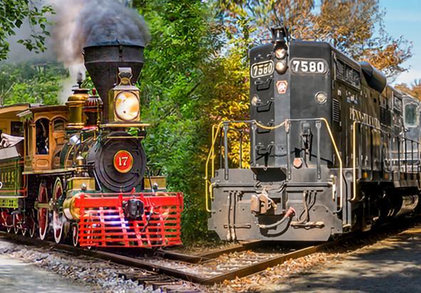 Steam Engine and Diesel Engine