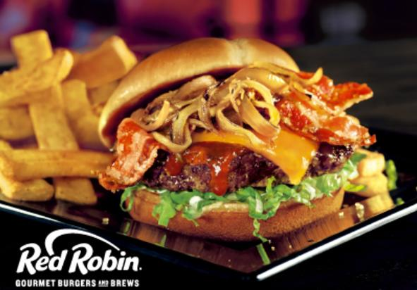 Red Robin Southern Charm Finest Burger