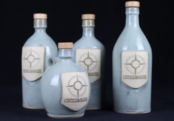 Limited Edition Stoneware Bottles