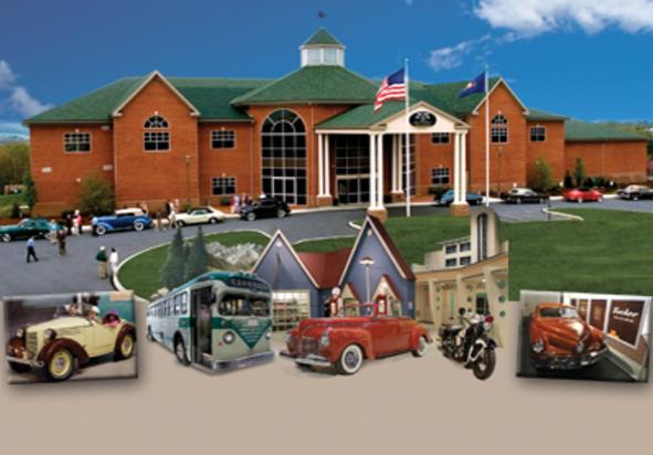 Antique Automobile Club of America (AACA) - A World Class Automotive Experience