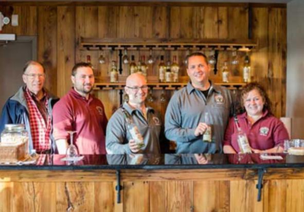 Maple Lawn Winery, York County, PA, Wine, Vineyard