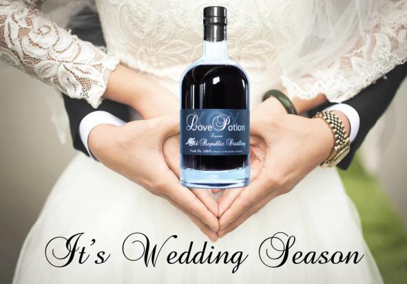 Wedding Love Potion
