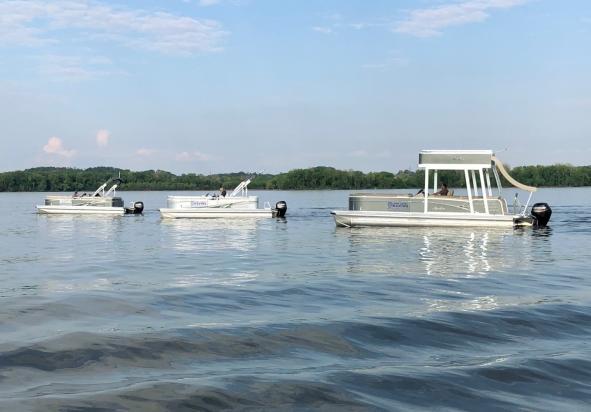 Rental Boat Fleet