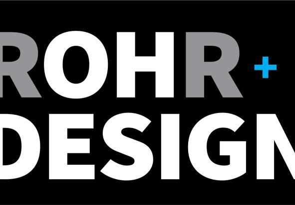 Rohr + Design Logo