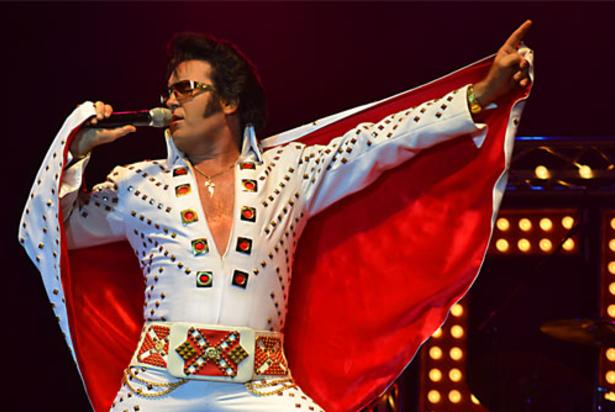 Elvis at Irving Arts Center