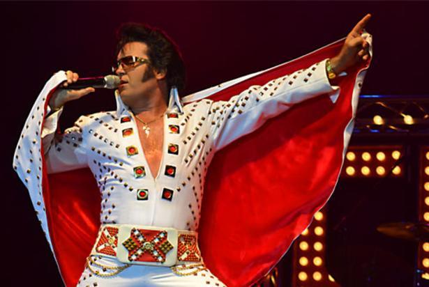Elvis at Irving Arts Center