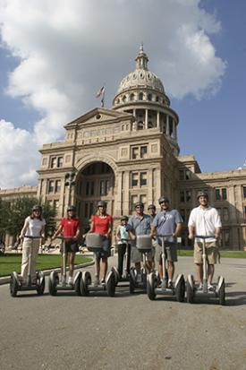 Austin Tours Above and Beyond