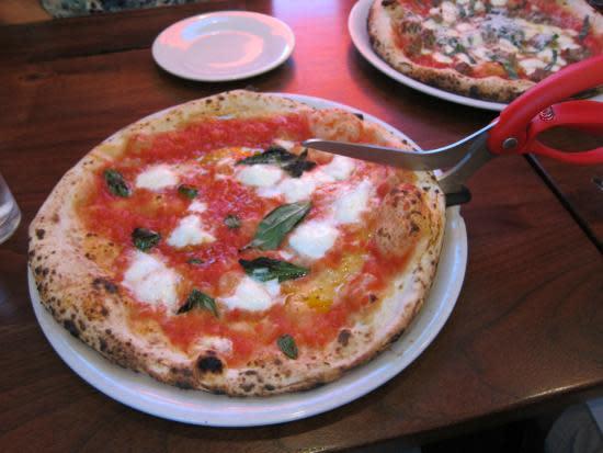 Lampo Pizza