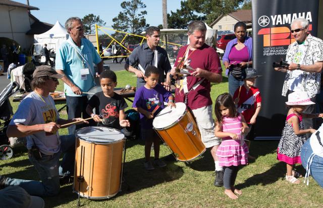 Monterey Jazz Festival Family Day