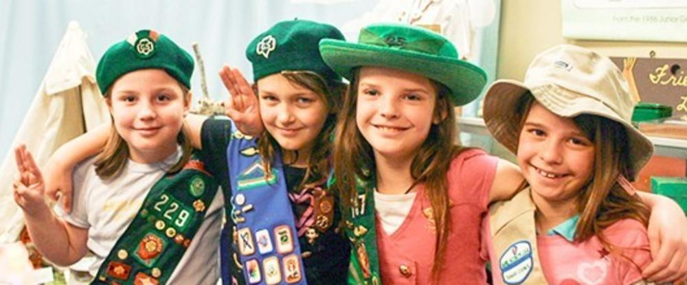 Girl Scout Museum at Daisy's Place
