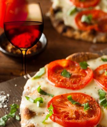 Pizza Paddock Lounge K1 Speed