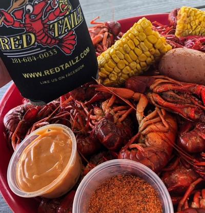 Crawfish Boil at Red Tailz Crawfish