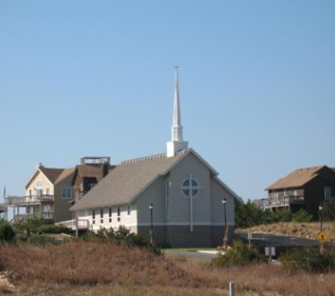 Image result for grace by the sea Lutheran church obx